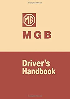 MG MGB Driver's Handbook