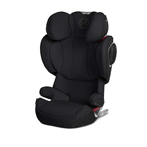 Cybex Solution Z-fix Booster Seat in Stardust Black