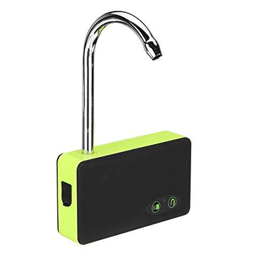 WY-YAN Pesca oxígeno eléctrica sumergible Bomba automática de la bomba del filtro de agua de la bomba inalámbrico Noche iluminación con soporte for colgar 3 en 1 USB portátil recargable for Piscinas,