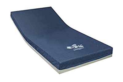 "Invacare Solace Performance Hospital Mattress, 80"" Length, SKS1080"