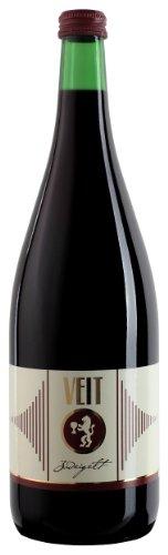 6x 1,0l - Weingut Veit - Zweigelt - Landwein - Niederösterreich - Österreich - Rotwein trocken