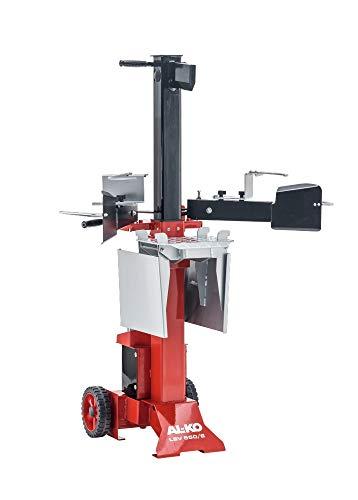 AL-KO Holzspalter LSV 550/6, 2700 W Motorleistung, 6 t max. Spaltdruck, 55 cm max. Spaltlänge vertikal,