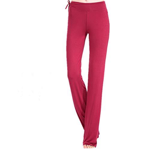 Yoga Pants Womens Casual Straight Leg Sports Trousers Women Athletic Fitness Pants Baggy Lounge Jogging Pants Ladies Super Soft Workout Running Trousers New Yoga Trousers Casual Pilates Pants 3XL