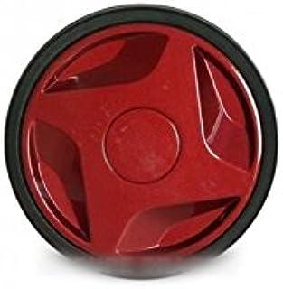 MOULINEX-Rueda embellecedor para aspiradora MOULINEX, color rojo ...