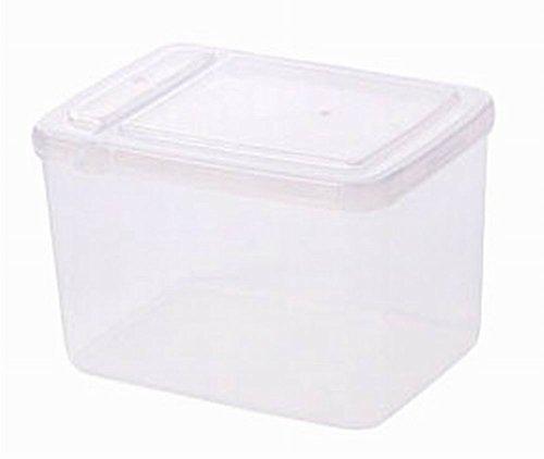 3 pièces cuisine bacs de rangement utiles céréales/snacks bidons de stockage