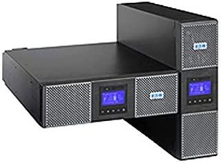 Eaton 9PX6K 6kVA Tower/Rack Mountable UPS - 3U Rack/Tower - 3 Minute Stand-by - 110 V AC, 220 V AC Input - 200 V AC, 208 V AC, 220 V AC, 230 V AC, 240 V AC Output - 1 x NEMA L6-20R, 2 x (Renewed)