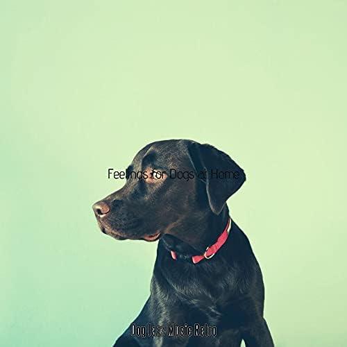 Dog Jazz Music Retro