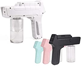 Pistola Sanitizante Inalámbrica Desinfectante Recargable (Negro)