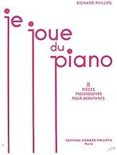 Je Joue du Piano (8 Pieces pour Débutants) --- Piano