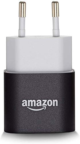 Amazon - Cargador USB de 5 W - compatible con los dispositivos Amazon