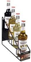 Monin NOFLAV Bottle Rack, NOCAP (01-0044) Category: Drink Syrups