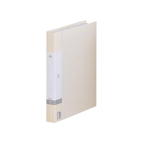 リヒトラブ 名刺ファイル 交換式 A4 30穴 500枚 白 G8802-0