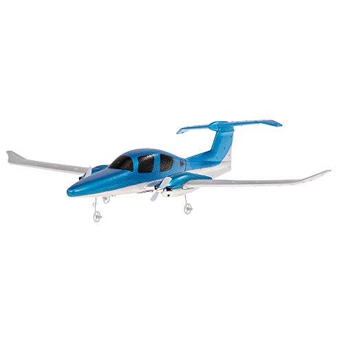 XYBB Aviones de Juguete 2.4G 2CH RC Glider Lanzamiento de Mano Avión de Diamante Espuma de Bricolaje Control Remoto al Aire Libre ala Fija Dron Profesional Sin Caja al por Menor