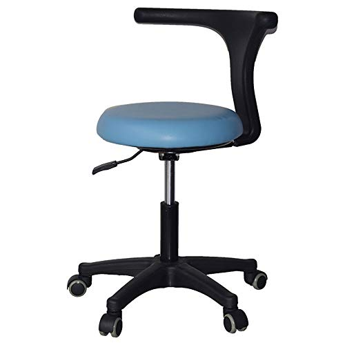 Profession Ergonomic Tilt Assistant Dentist Doctor Chair Saddle Dental stool