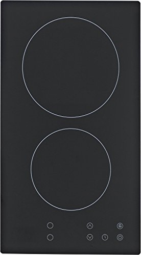 KONTOR HERMSEN KF-GK-2F - Placa de cerámica eléctrica