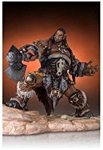 Warcraft Movie Durotan Statue by Warcraft