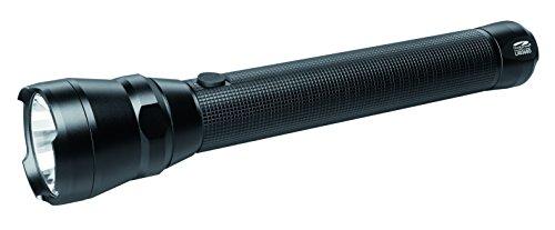 LiteXpress 3D-cell linterna LED de la competición de serie, 620 lúmenes, 32 cm, colour negro LX0360D