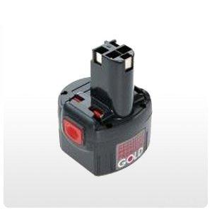 Kwaliteitsaccu - accu voor Bosch accu-boormachine GSR E-2 O-Pack - 2000 mAh - 9,6 V - NiCd