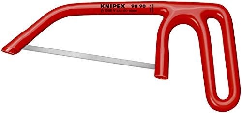 Knipex 98 90 PUK-Saege Isoliert Länge: 235 mm