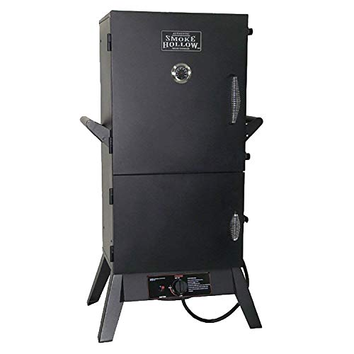 Smoke Hollow 38202G Propane Gas Smoker by Masterbuilt, 2-Door, 38'