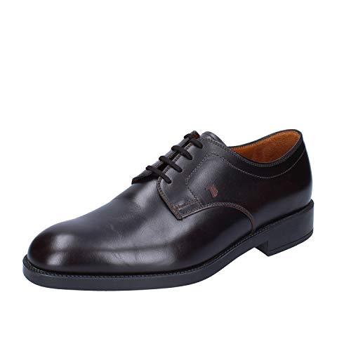 Tod's Elegante Schuhe Herren Leder braun 39.5 EU