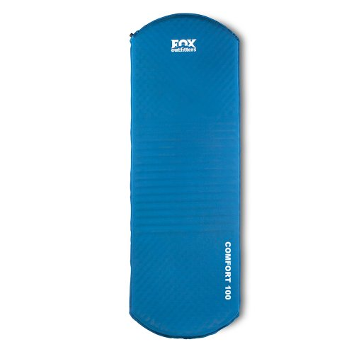 Fox Outfitters Comfort Series Self Inflating Camp Pad - Perfect Foam Sleeping Pads for Camping, Backpacking, Hiking, Hammocks, Tents