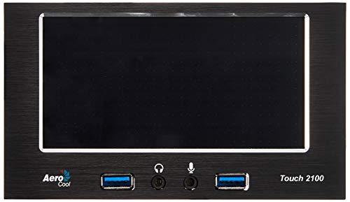 AeroCool Touch2100 Gehäuselüfter mit Temperature Controller