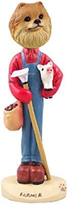 3.35 inch Department 56 Snow Village I Hope It Snows Accessory Figurine