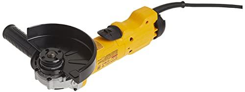 DEWALT Angle Grinder Tool, 6-Inch, Paddle Switch with No Lock-On, 13-Amp (DWE43144N)