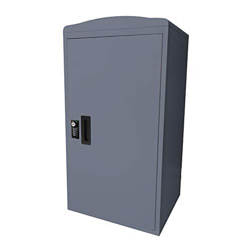 SunRuck サンルック 宅配ボックス 宅配BOX 収納ボックス ゼロリターン機能搭載 再配達対策 置き型 後付け 据え置き 鍵付き 玄関 留守 完成品 大容量 個人宅 戸建て 戸建て用 一戸建て マンション 置き配 非対面 非接触 盗難防止 再配達防止