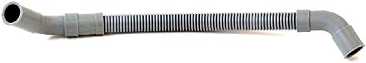 SAMSUNG DD81-01502A Dishwasher Inner Drain Hose Genuine Original Equipment Manufacturer (OEM) Part Gray