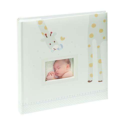 Kenro Baby Giraffe Fotoalbum, Unisex, 200 Fotos, 10 x 15 cm