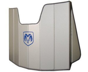Genuine Dodge RAM Accessories 82208802 Sunshade with RAM Logo