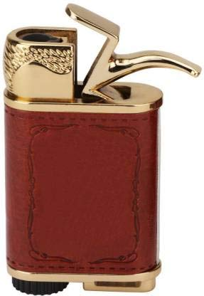 STAR MAGIC® JD LEATHER FLAME CIGARETTE LIGHTER