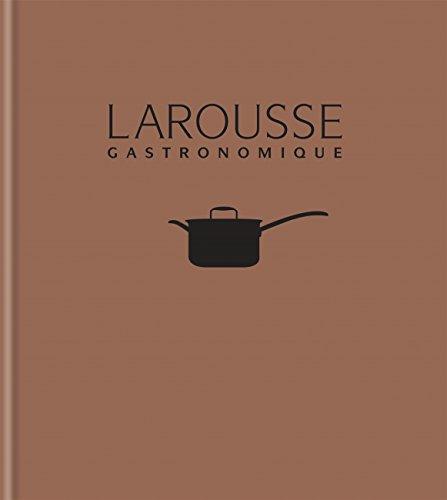 New Larousse Gastronomique (English Edition)