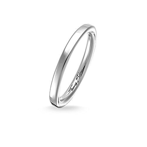 Thomas Sabo Damen-Ring 925 Silber Gr. 52 (16.6) - TR1979-001-12-52