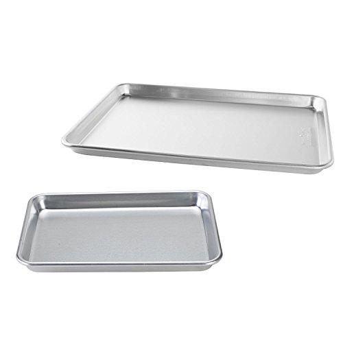 Nordic Ware Natural Aluminum Commercial Baker's...