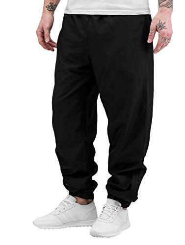 Lacoste Herren Relaxed Sporthose, Schwarz (Noir), M (Herstellergröße: 4)