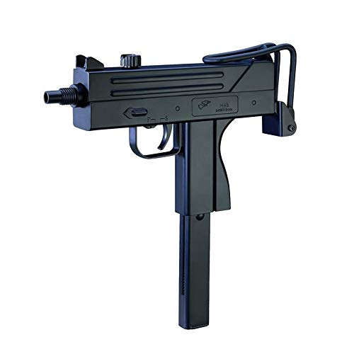 Rayline M42F Softair Gewehr (Manuell Federdruck), Material: ABS (Stoßfest), Nachbau im Maßstab 1:1, Länge: 33,3cm, Gewicht: 535g, Kaliber: 6mm, Farbe: Schwarz - (unter 0,5 Joule - ab 14 Jahre)