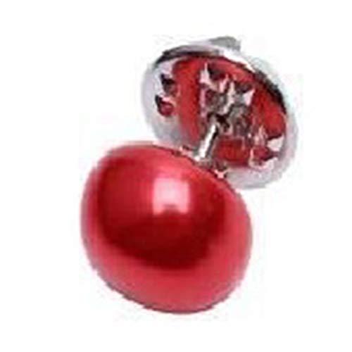 Silverdee Tops Pearl Studs Pins für Frauen Anti-Exposition Brosche Kragen Cardigan Schal Pin DIY Schal Kragen Pin Brosche Pin
