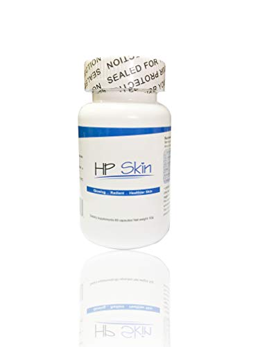 HP SKIN - Whitening Pills for Glowing brightening Smoothy Skin Support pigmentation radiant removal Dark Spot Remover Clear Glossy