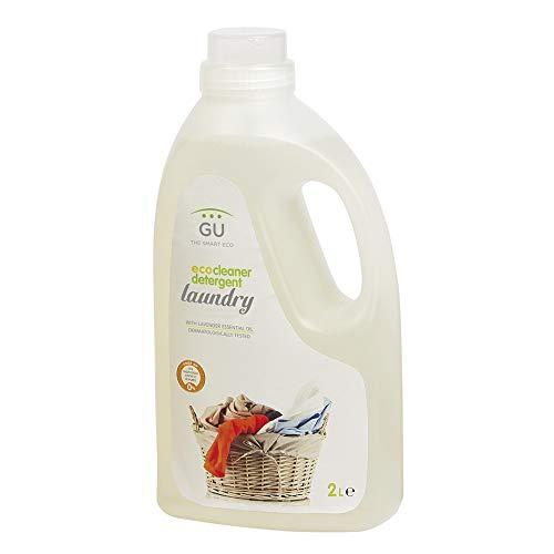 Detergente líquido ecológico para la ropa- Para pieles sensibles- 2 Litros