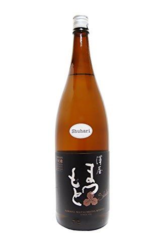 澤屋まつもと 守破離 山田錦 1800ml (純米大吟醸酒)