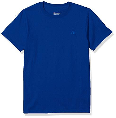 Champion Herren Classic Jersey T-Shirt Hemd, Mehrfarbig (Surf The Web), Mittel