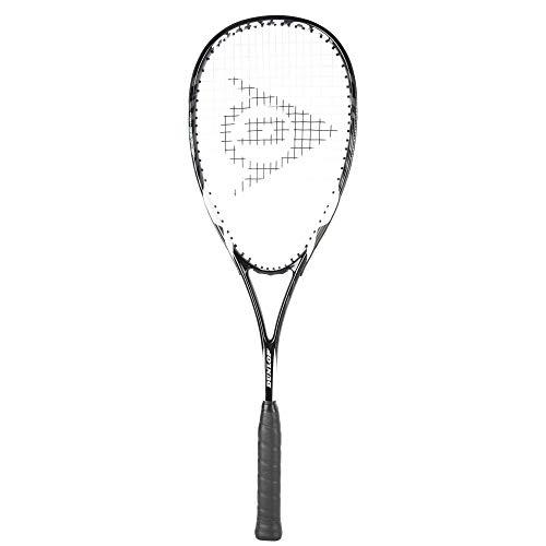 Dunlop Damen Squash Racket Blaze Tour 2.0 HQ, Schwarz/Weiß, One Size