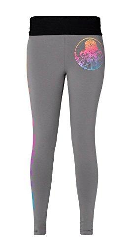 Star Wars Unisexe Pantalon de Yoga Ombre Logo Juniors (Petit)