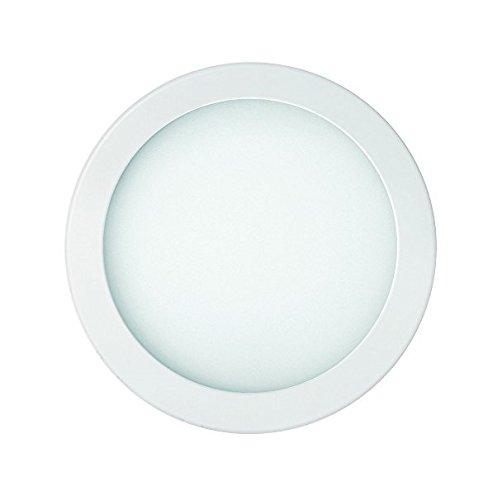 Secom 1700011883 Nuva Eco - Downlight LED (18 W, 240 V, 3000 K)