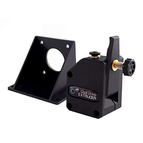 SIMAX3D BMG - Extrusora Bowden con dos accionamientos y piezas de alto rendimiento de 1,75 mm para CR10, Ender 3, Wanhao D9, Anet E10, Geeetech A10 y otras impresoras 3D