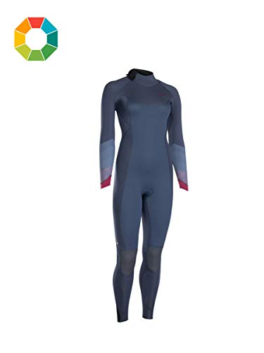 Dames neopreenpak lang Ion Jewel Core Semidry BS 5.5/4.5 Back Zip