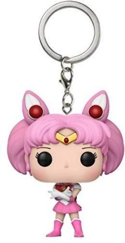 Funko Pop Keychain: Sailor Moon - Sailor Chibi Moon Collectible Keychain